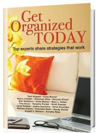 Get Organized Today